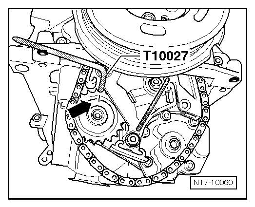 Need To Know How To Time The Camshafts On A 2006 Passat 2 0t