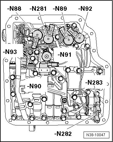 5e6wz Vw Jetta Trans Falure P0773