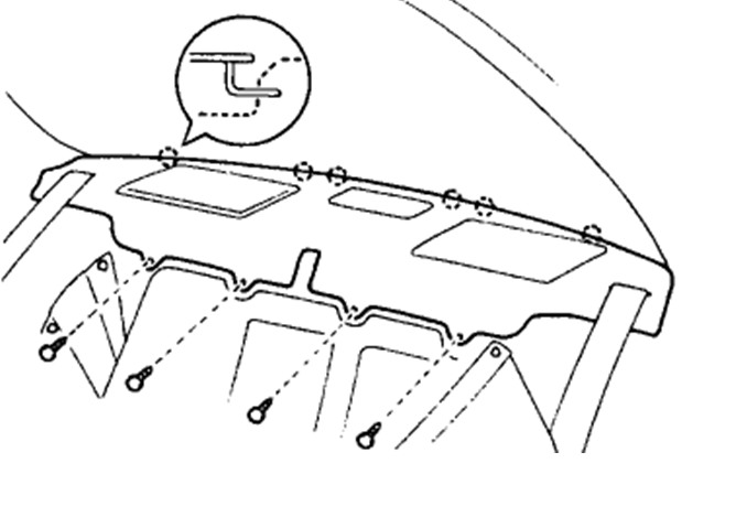How Do You Remove The Rear Speakers In A 1995 Lexus Es 300 Do The