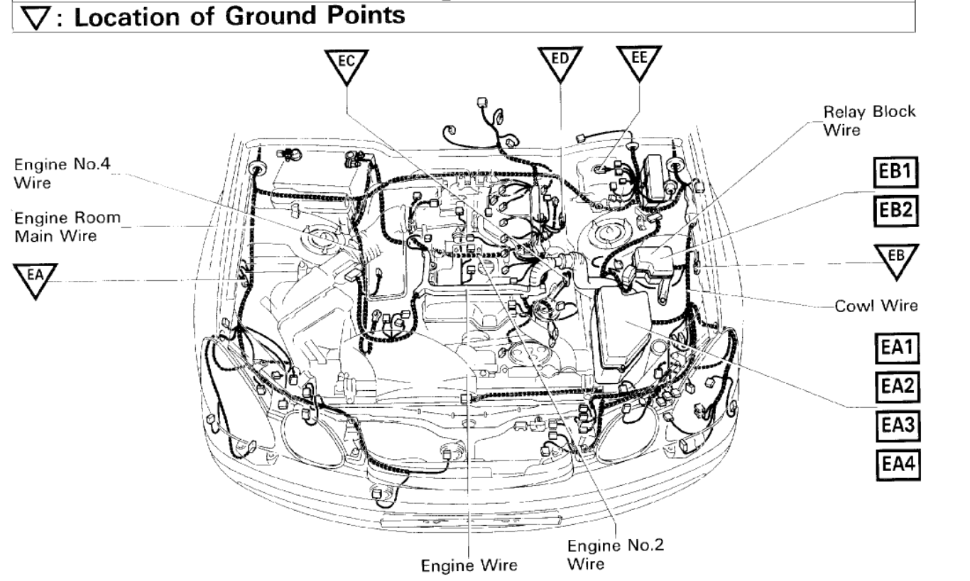 2006 lexus gs300 radio wiring diagram gs300 alternator wiring diagram