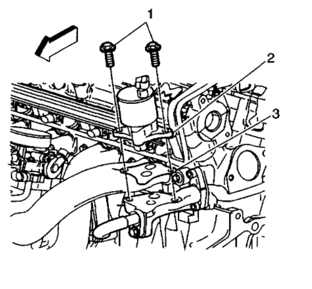 Why Would Someone Remove The Egr Valve On A Pontiac Grand Am Se 1999