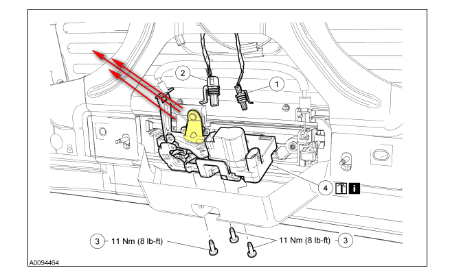 2005 ford freestar rear lights wiring diagram