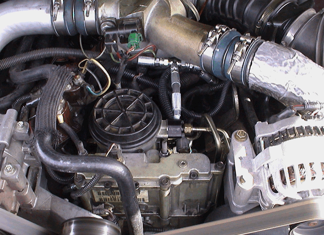 6 7 Powerstroke Problems >> How to fix oil leak from the rear of a high pressure oil pump on a F250 7.3lt diesel?