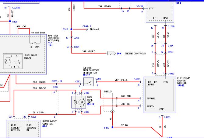 2013 02 13_200632_1 mazda tribute s i have a 2005 mazda tribute no power to the,2002 Mazda Tribute Fuel Pump Wiring Diagram