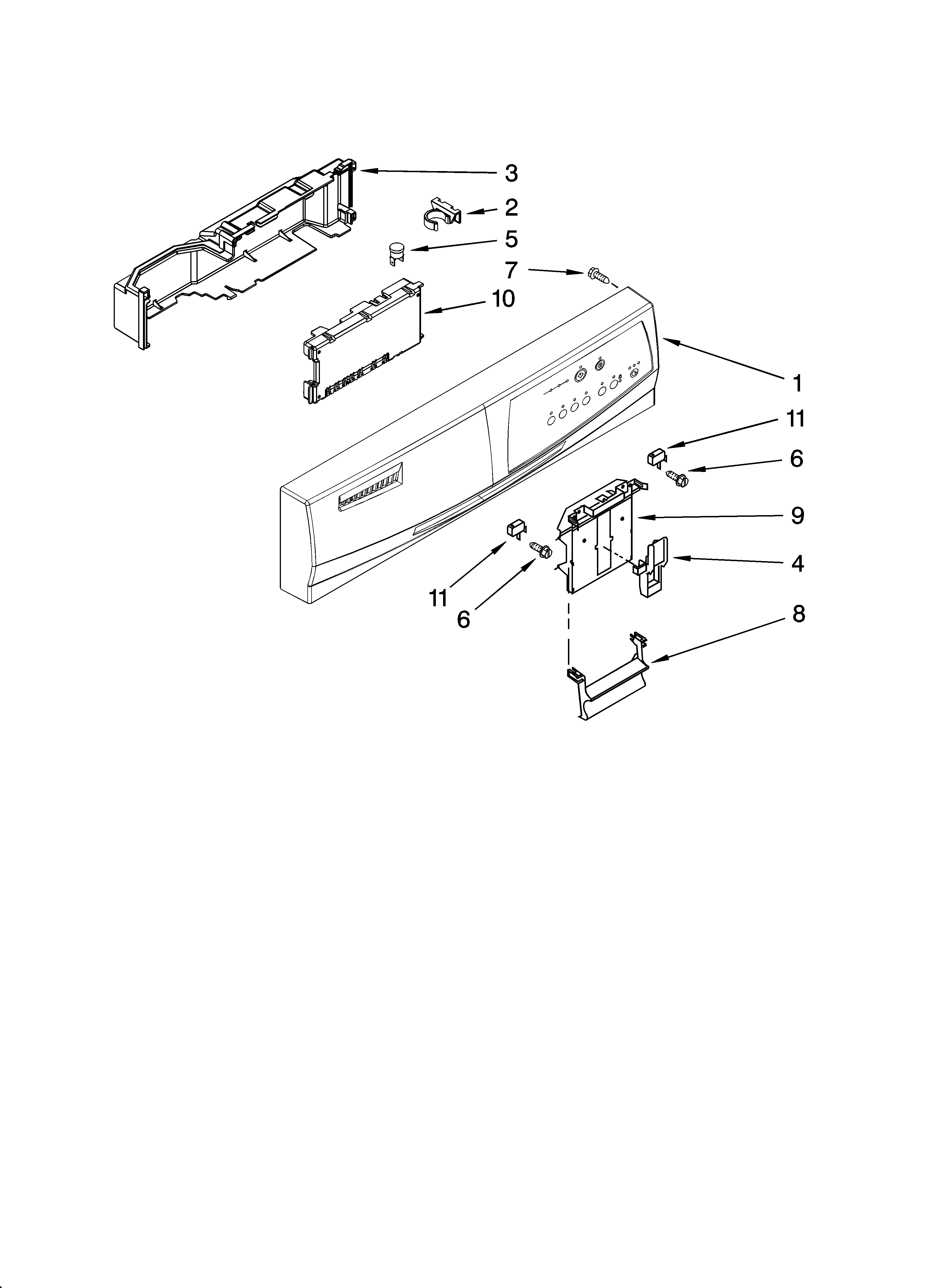 whirlpool dishwasher schematic diagram