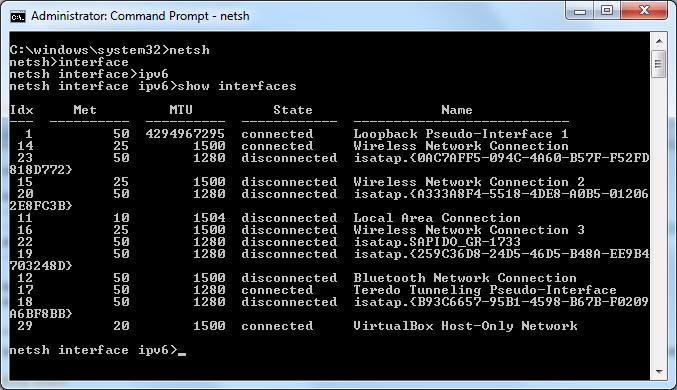 Oplossing voor de foutmelding: Microsoft Teredo Tunneling ...