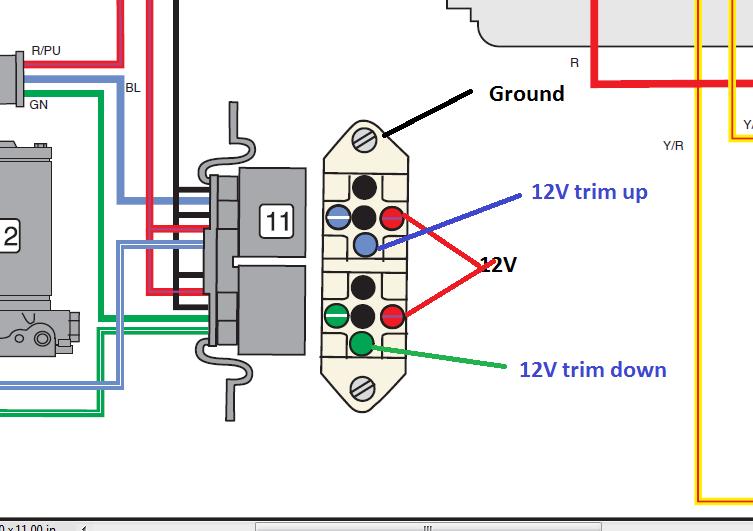 volvo trim wiring diagram today diagram data schema Volvo Penta 5 0 Diagram volvo penta electrical wiring diagram trim stuck on water help volvo penta power trim wiring diagram