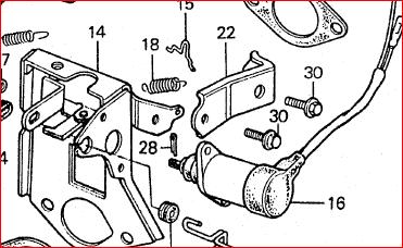 honda generator es3500 auto choke stays on after starting. Black Bedroom Furniture Sets. Home Design Ideas
