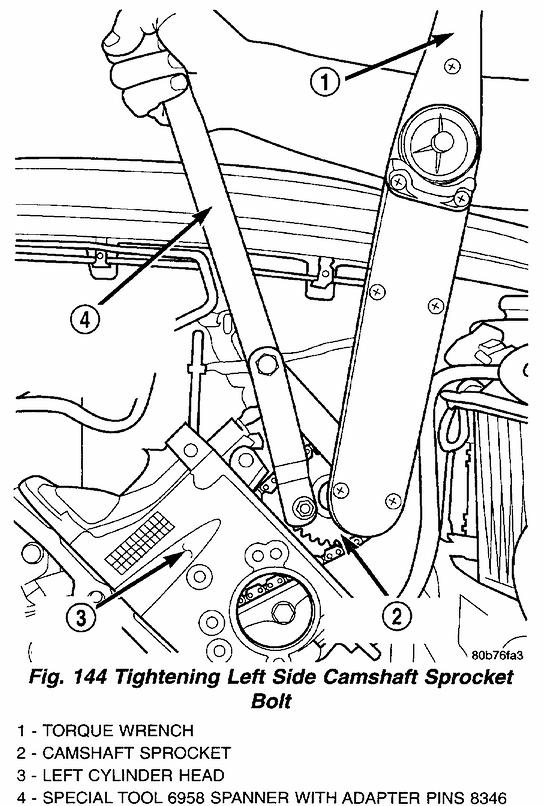 Timing Chain Questions On 01 Dakota 4 7