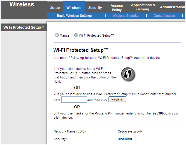 Image result for Hp router setup page