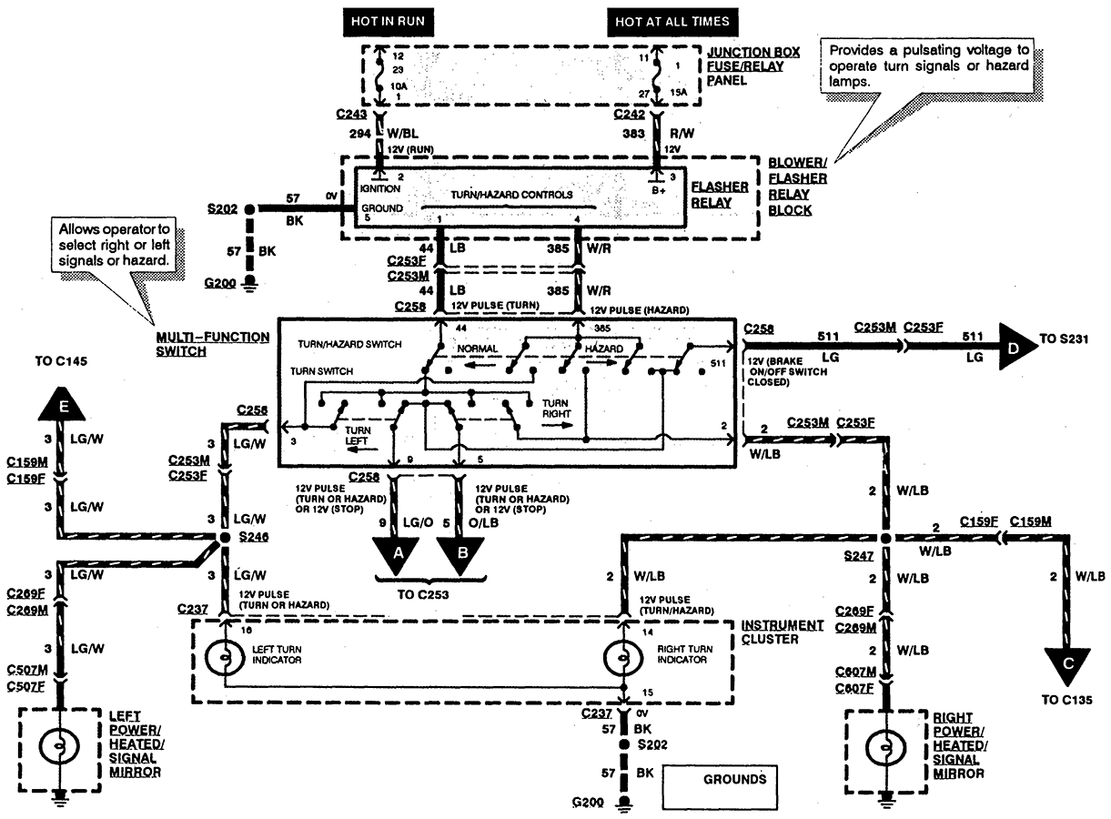 where can i find a wiring diagram for a 1997 ford