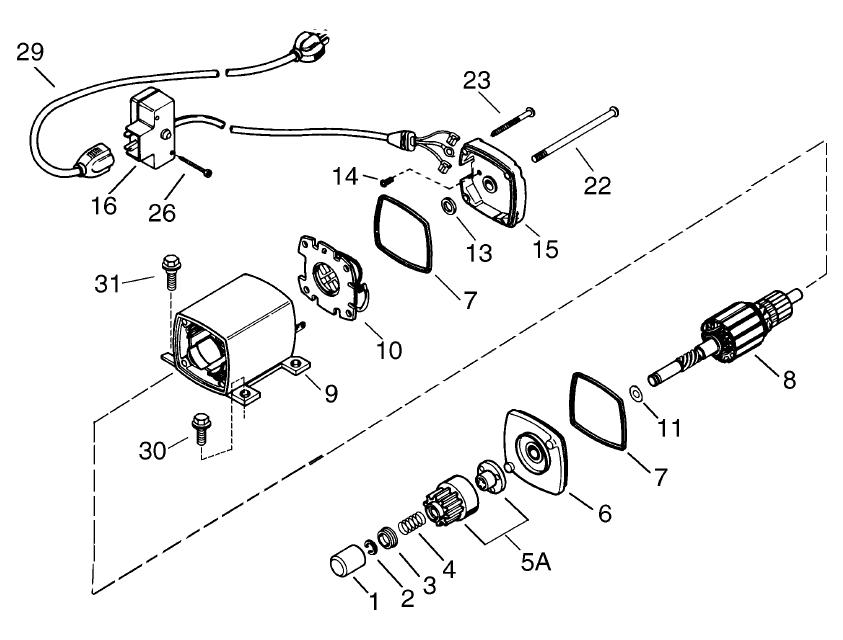 Snow Blower Starter Wiring Diagram | Wiring Diagram