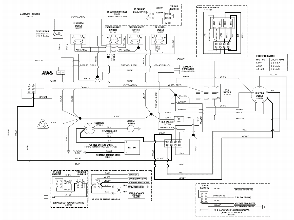 Is This Fee For Service If It Free Here My Question Kohler Engine Charging System Diagram Graphic