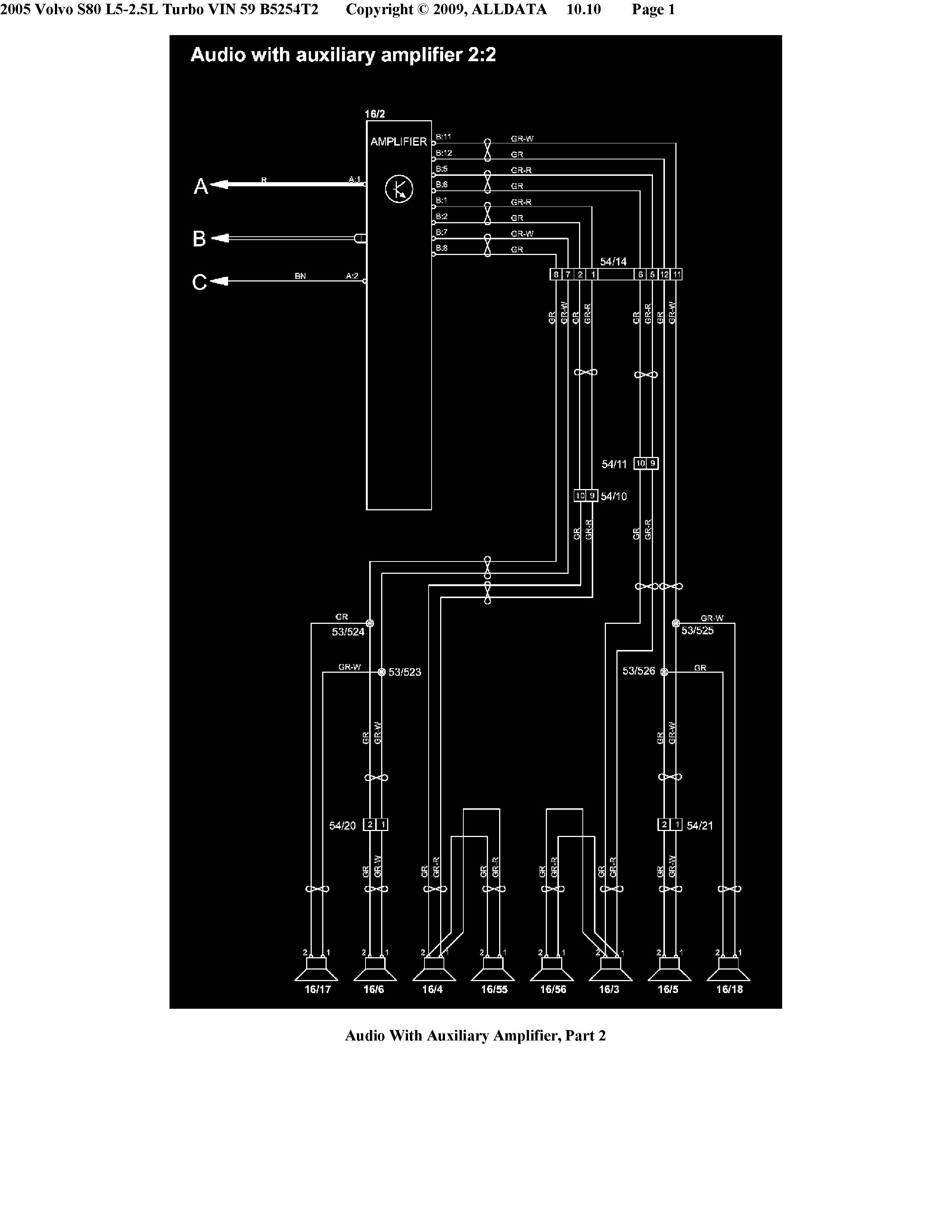 pioneer deh p6300 wiring diagram ae0d volvo hu 801 wiring diagram wiring resources  ae0d volvo hu 801 wiring diagram