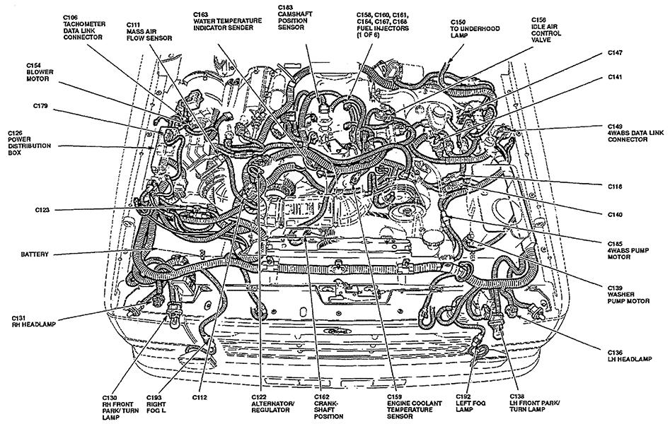 93 ford explorer leaking antifreeze blow the carberator. Black Bedroom Furniture Sets. Home Design Ideas