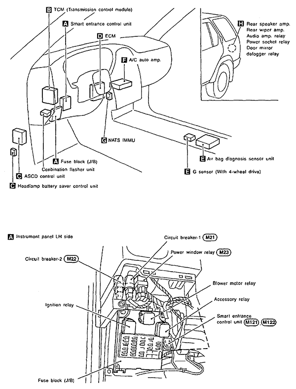 service manual  2008 nissan xterra turn signal switch