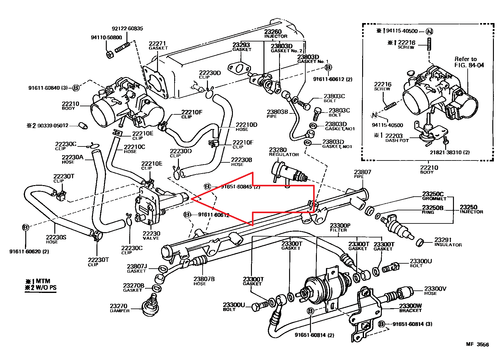 Niac on Clutch Master Cylinder Schematic
