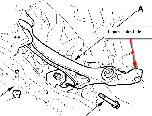 on 2004 Honda Accord Parts Manual