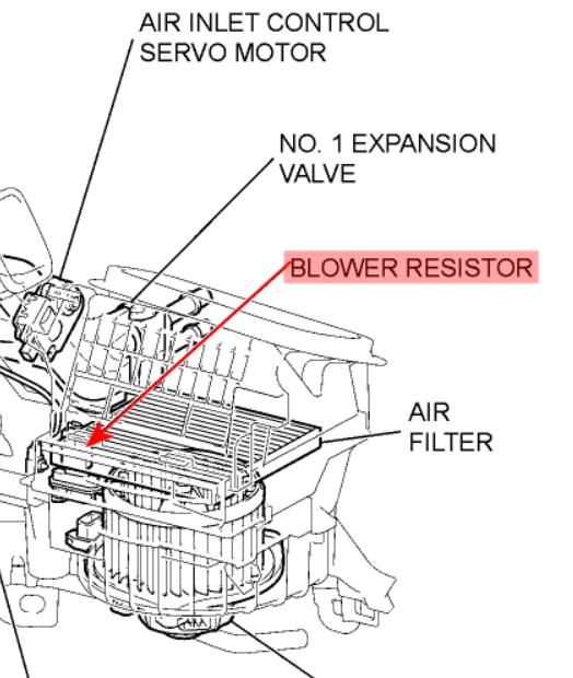 Blower Motor Relay Diagram   Wiring Diagram