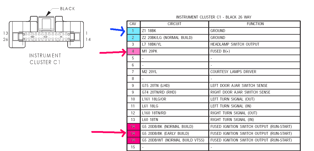 2012 09 22_112544_cluster pt cruiser radio wiring diagram pt cruiser wiring schematic \u2022 free 2007 chrysler 300 radio wiring diagram at gsmportal.co