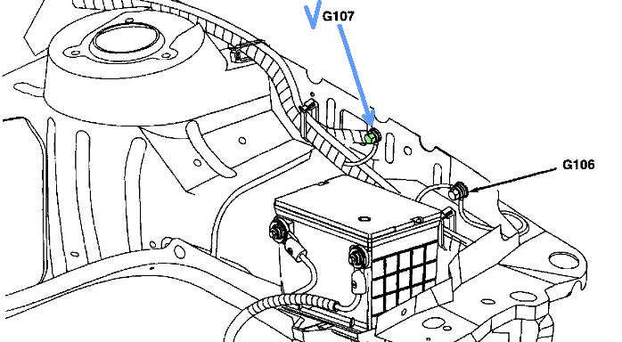 95 Chevy Corsica 3 1    Passenger Side Signal Lights Not