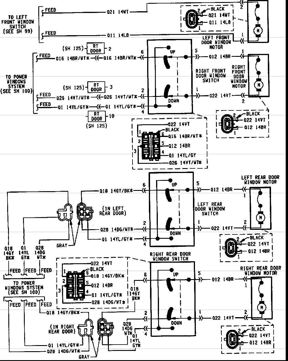 with jeep grand cherokee radio wiring diagram on 94 chevy horn horn wiring schematic online wiring diagram data rh 1 ni system de