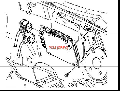 Pcm Wiring Harness 2006 Pt Cruiser 34 Wiring Diagram Images
