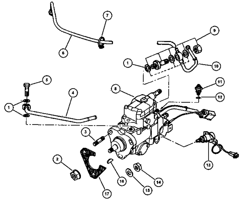 I Am Looking For A Diagram And A List Of The Parts For The