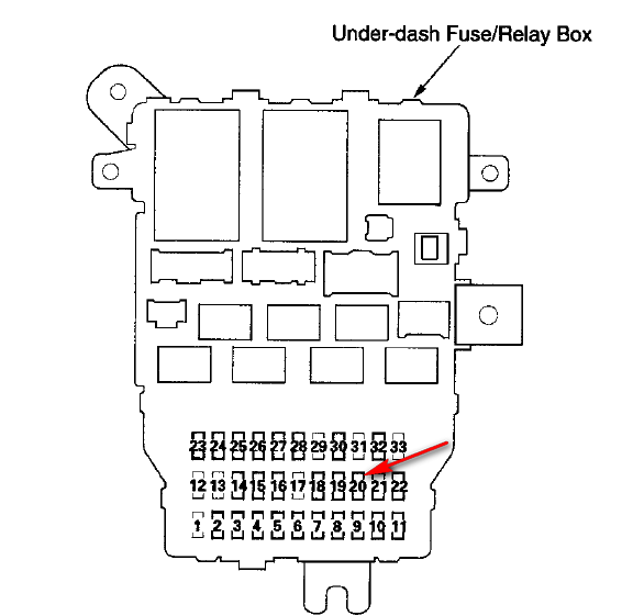2010 02 12_214544_panel 05 acura tl washer diagrams wiring diagrams 05 Ford Freestar Fuse Box at bayanpartner.co