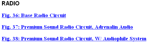 I Need The Audio Wiring Diagram For 2005 Ford Sport Trac