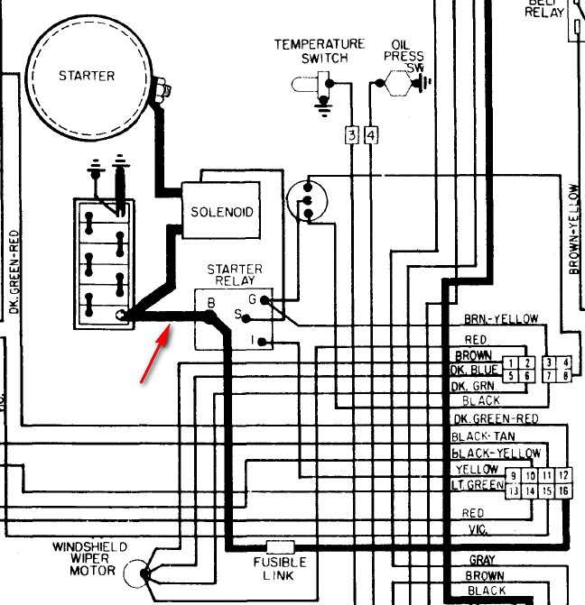 1971 dodge d100 wiring diagram  dodge  wiring diagrams