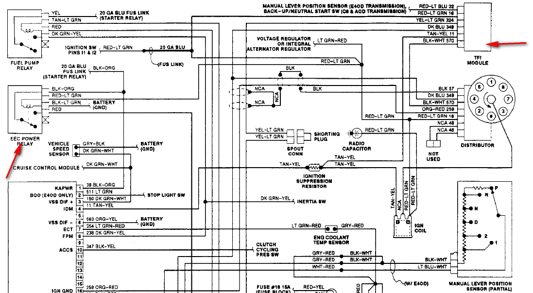 Graphic: Ford Icm Wiring Diagram At Hrqsolutions.co