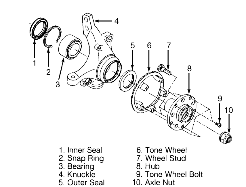 2004 F150 Front Suspension Diagram also Cat086 additionally 1280689 further Rear Suspension Diagram as well Savage 340 illustrated. on ford rear axle replacement