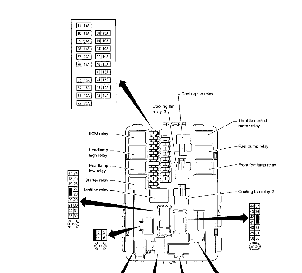 2005 pathfinder transmission cooler wiring diagram   50