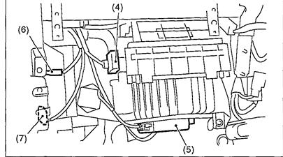 Subaru Forester A C Compressor Diagram