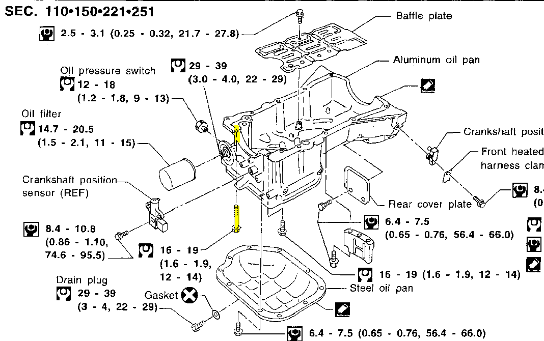service manual  book time engine remove 2010 nissan altima