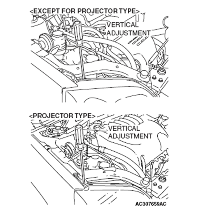 2003 mitsubishi lancer lighting diagram