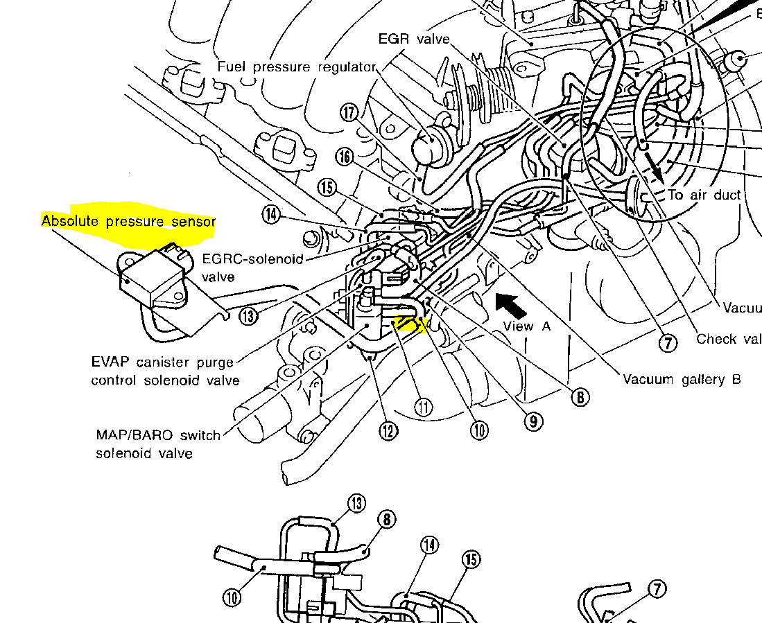 nissan sentra engine diagram  nissan  wiring diagram images