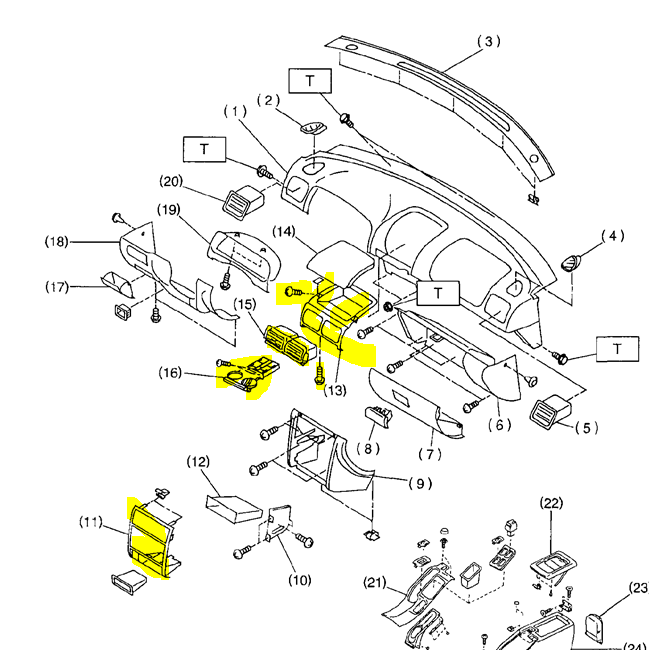 Subaru Forester Dash Diagram Com