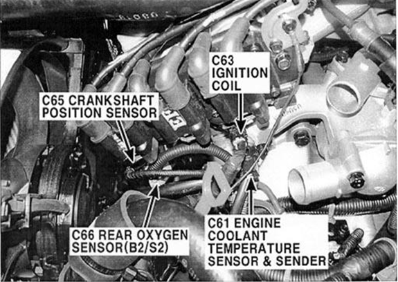 46qyz Hyundai Sonata Lx 2004 Sonata Lx Shuts Off Momentarily also RepairGuideContent moreover Watch as well 60034 C Radiator Fan Not Working likewise P0037 2006 Hyundai Sonata. on hyundai santa fe oxygen sensor location
