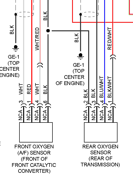 Denso Universal O2 Sensor Wiring Diagram - Trusted Wiring Diagrams •
