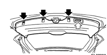 On My 2009 Forester The Back Or Rear Door Hatch Doesn T Close Well And Often Is