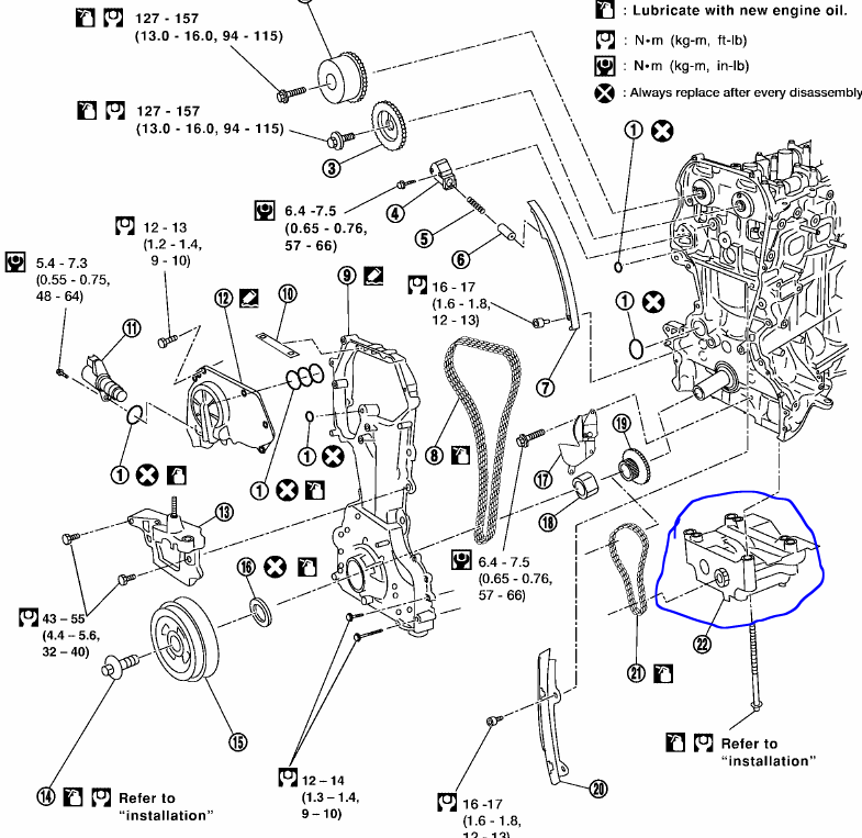 2007 nissan altima 3 5 se engine diagram