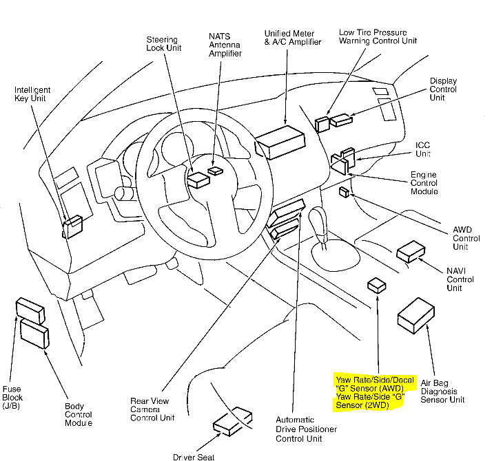 2003 Infiniti Fx35 26 000 Miles Vdc Off And Slip