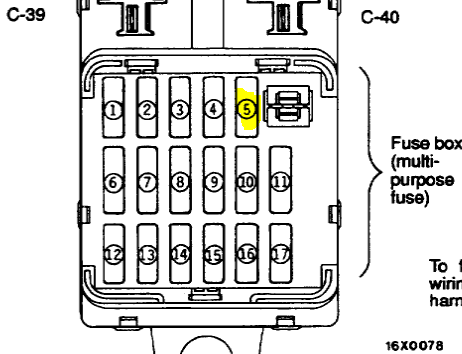 my brake lights stay on when car is off, it's a 1994 ... 1994 mitsubishi galant es fuse box 03 mitsubishi lancer es fuse box diagram