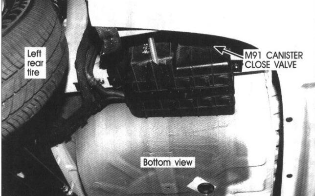 Capture on 2001 Hyundai Elantra Engine