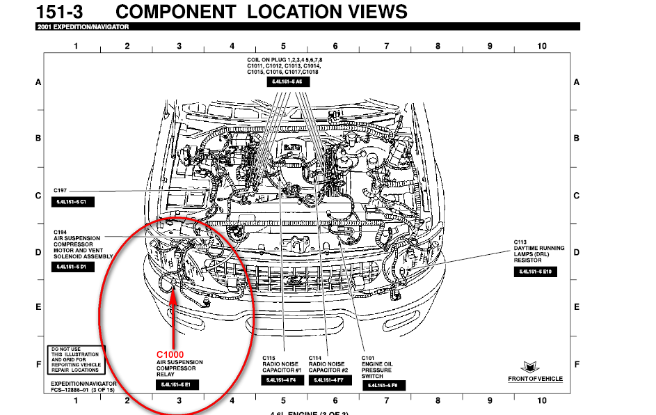 2008 ford expedition wiring diagram