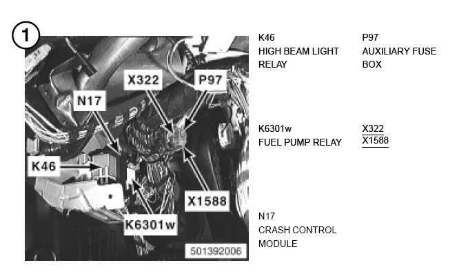 Z3 Fuse Box Diagram : Z l manual spd a c rad fan will not