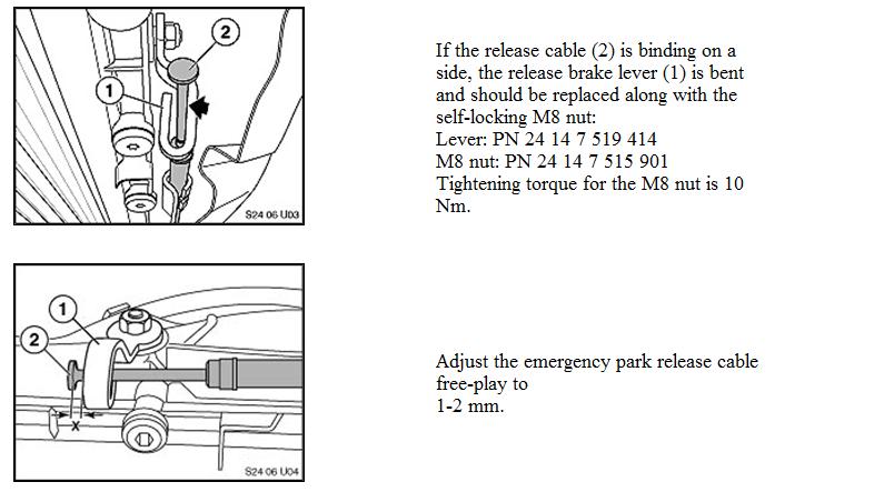 2003 760LI with fault codes 4F4C, 507C, 507B, 4F4B  Vehicle