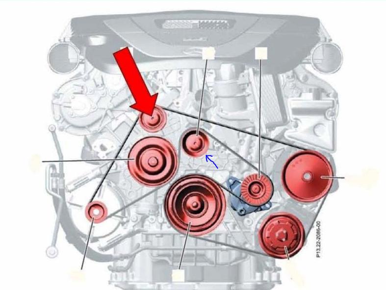 need mercedes benz serpentine belt diagram mercedes c230 engine diagram 1997 mercedes c280 engine diagram #7